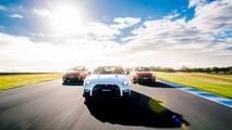 2017 Nissan GT-R Nismo launch in Australia