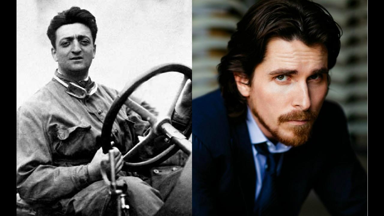 Batman'in Yıldızı Bale, Yeni Filminde Enzo Ferrari'yi Canlandıracak