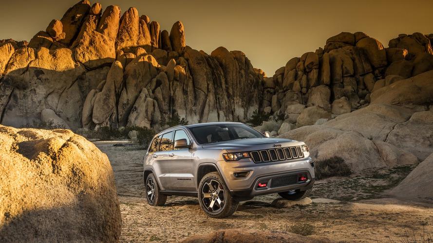 Jeep recalling 37k+ Grand Cherokees over shift interlock problem