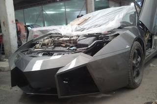Remember When a Guy Turned a Mitsubishi into a Lamborghini?