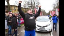 Abschlepp-Weltrekord