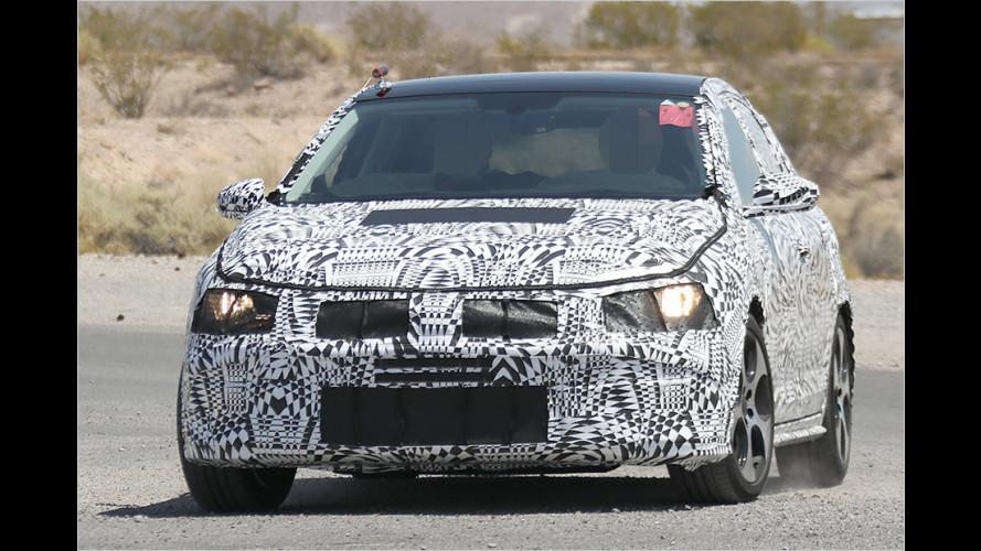 Erwischt: VW Polo für 2018