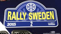 Rally Sweden logo