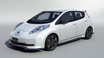 Nissan Leaf Nismo Performance Package 20.12.2012