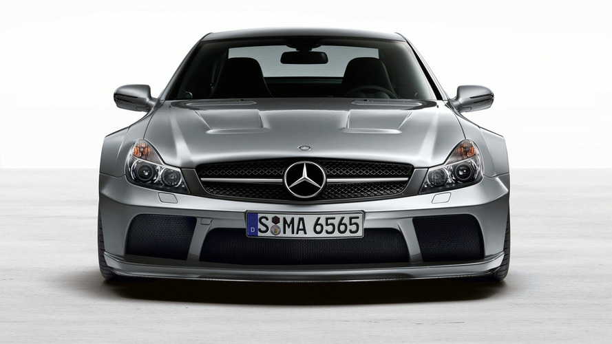 Mercedes AMG Posts Record Sales in 2008