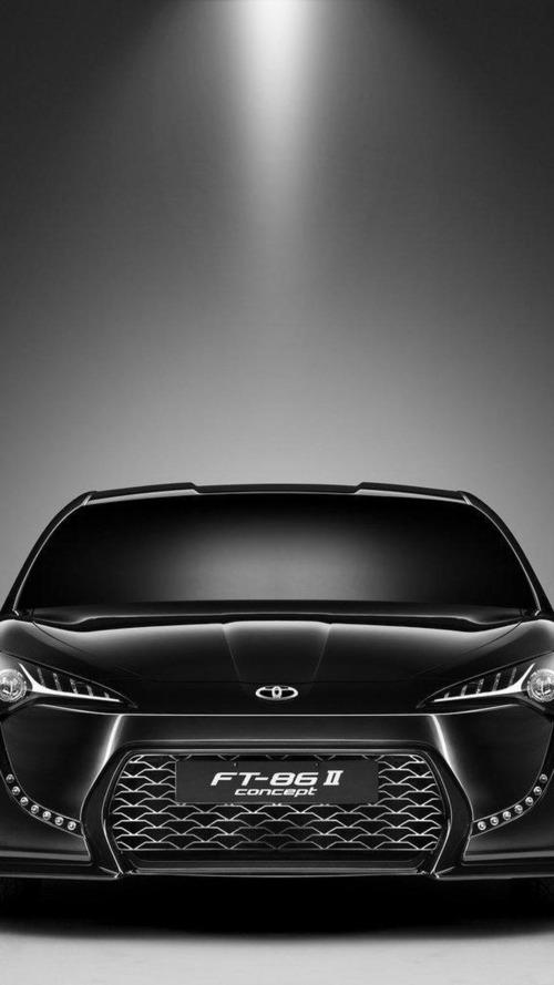 Toyota FT-86 II Concept teaser [video]