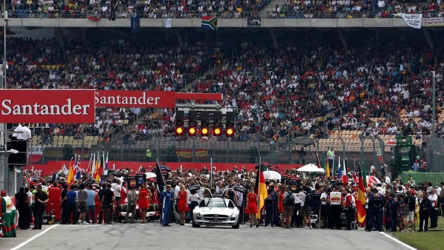 Glock, Sutil, Trulli and Senna eye 2011 grid