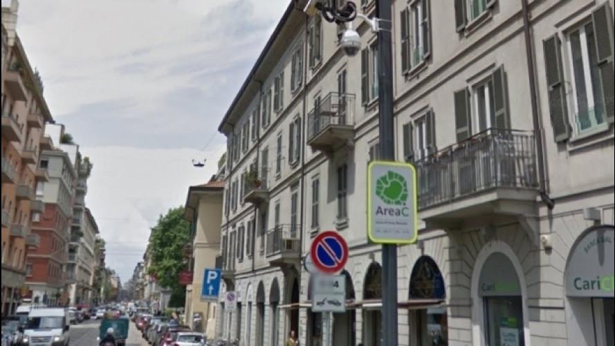 Area C di Milano, novità per le diesel, metano e GPL