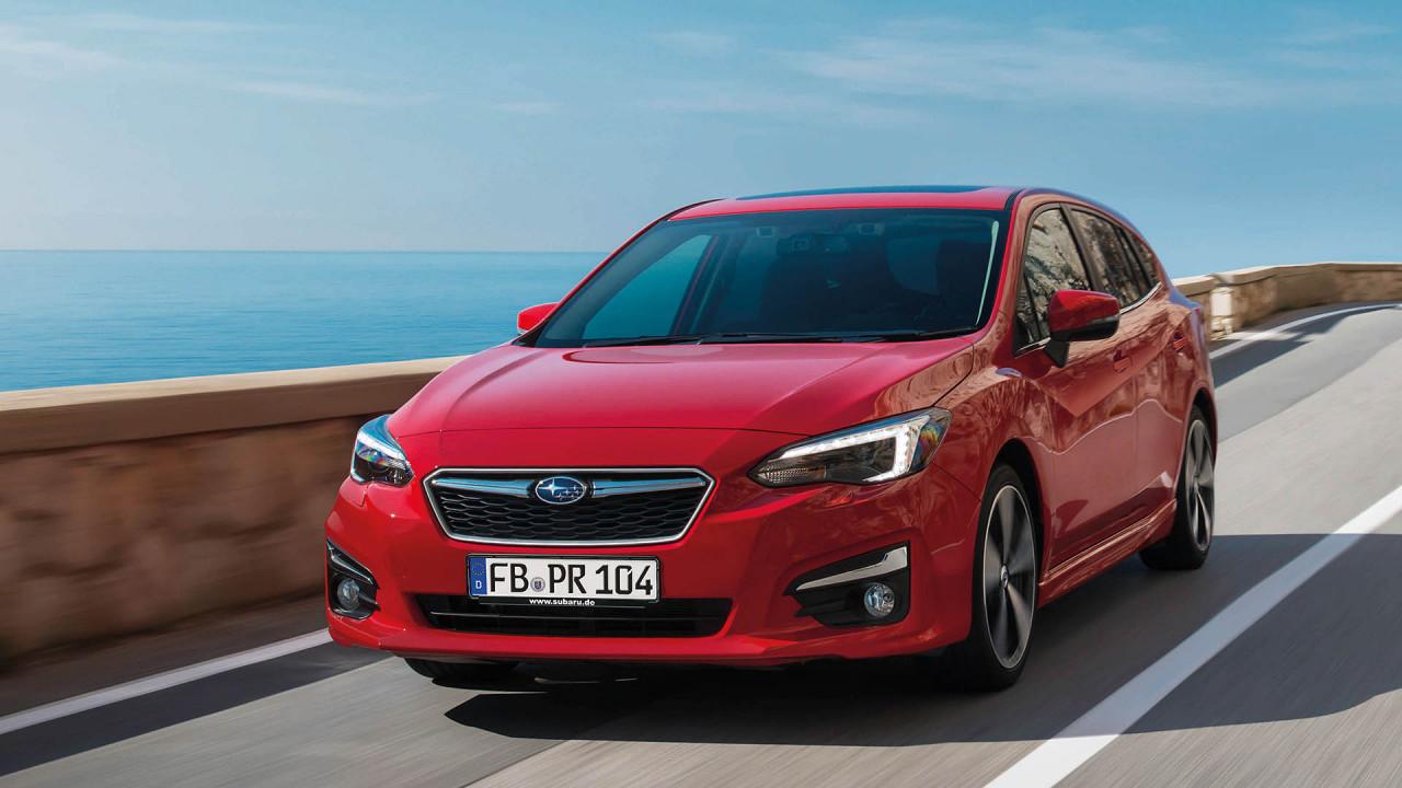 Neuer Subaru Impreza im Test