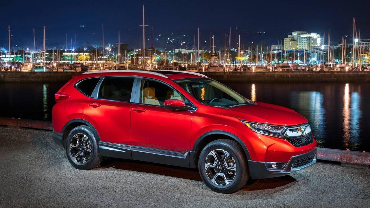 4. Honda CR-V