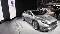 Subaru Viziv Tourer Concept: Geneva 2018
