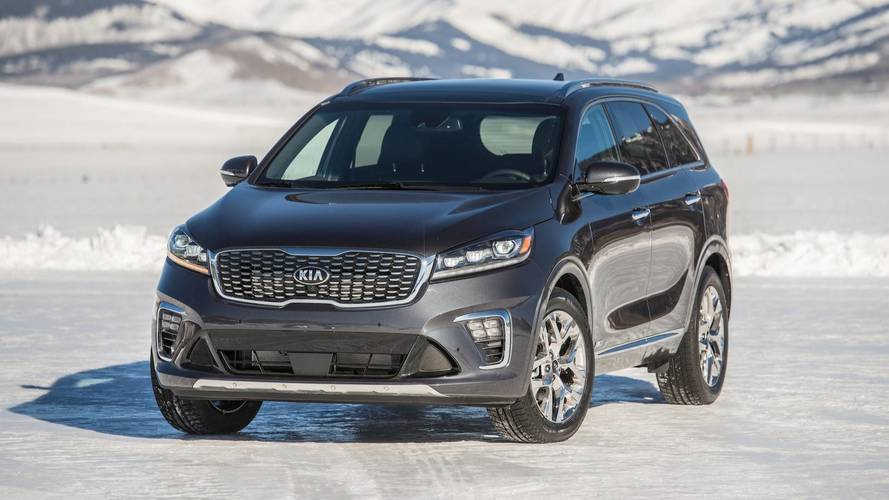 Refreshed 2019 Kia Sorento Gets Priced From $25,990