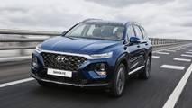 2019 Hyundai Santa Fe official reveal