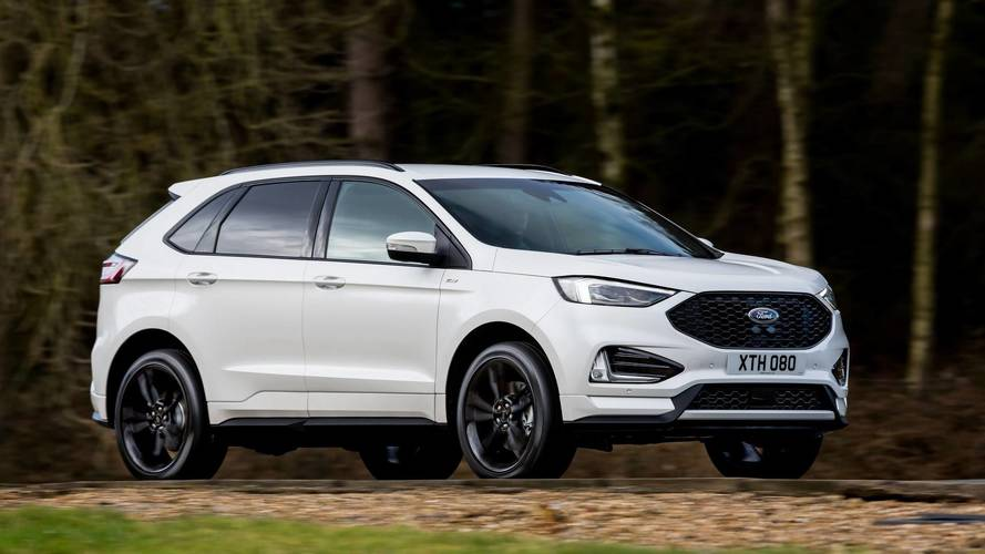 Ford Rules Out Bringing ST SUVs To Europe