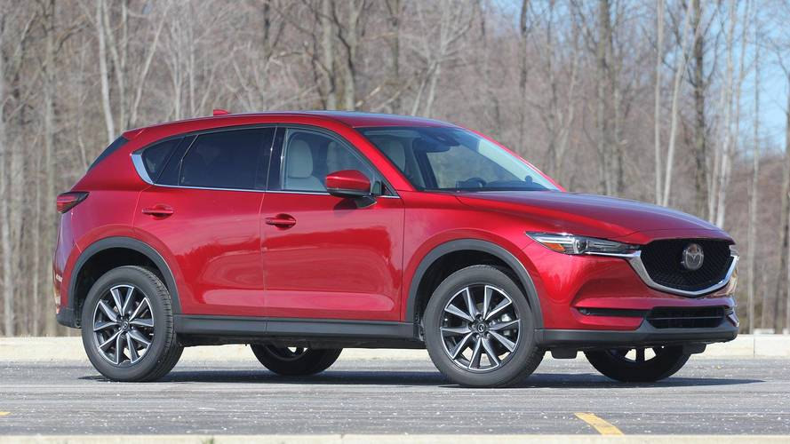 2018 Mazda CX-5 Review: Trailing Its Own Triumph