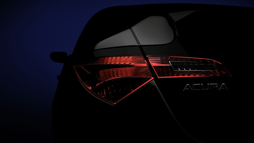 All-New Acura Crossover Images Leaked