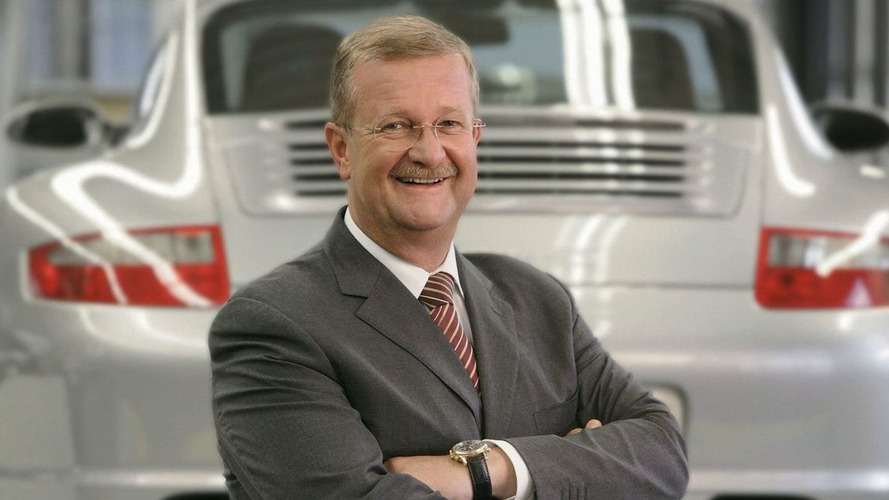 Porsche CEO Wiedeking steps down - paving way for VW
