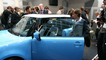 Trabant nT Concept unveiling at 2009 Frankfurt Motor Show
