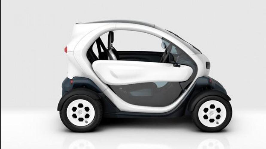 Renault Twizy alla XIV Edizione del Salone Internazionale del Fumetto