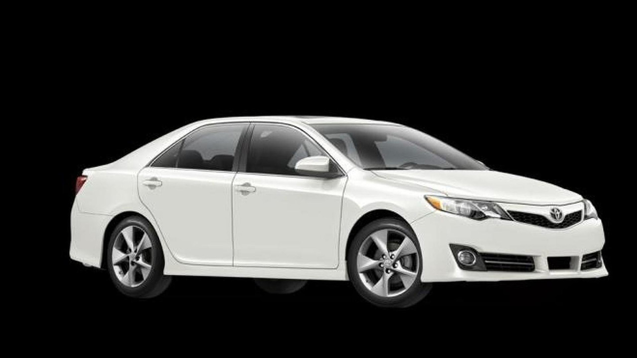 2013 Toyota Camry SE Sport Limited Edition