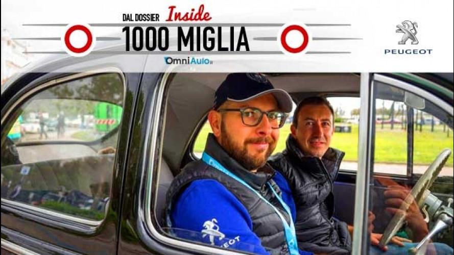 Inside Mille Miglia, da Rimini a Roma