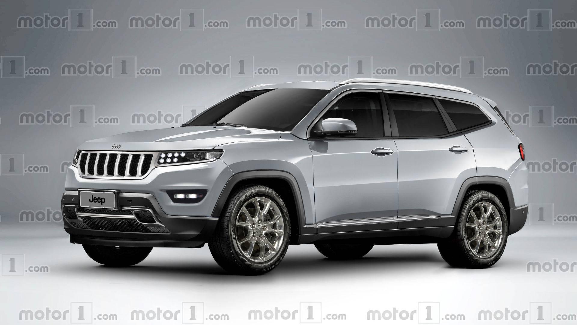 Jeep Boss Promises Grand Wagoneer Will Be Super Premium