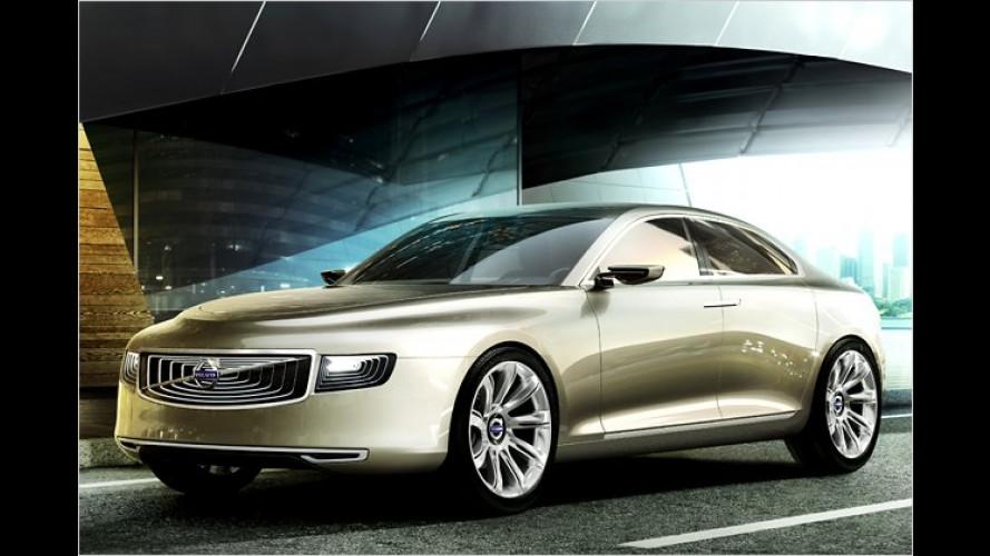 Concept Universe: Luxuriöser Volvo für China und die Welt