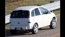 Opel-SUV erwischt