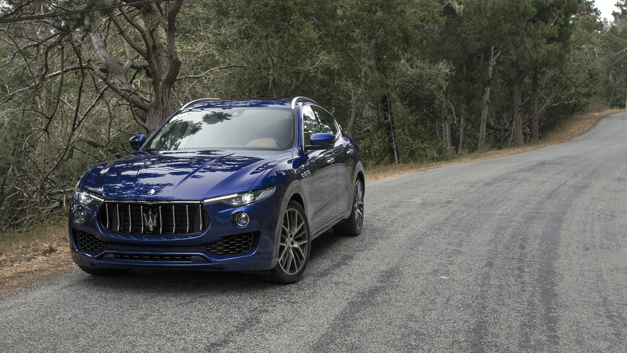 Maserati To Seriously Cut Back On Levante Production