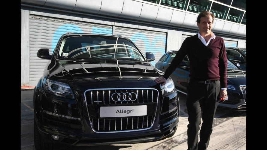 Audi A1 A.C. Milan