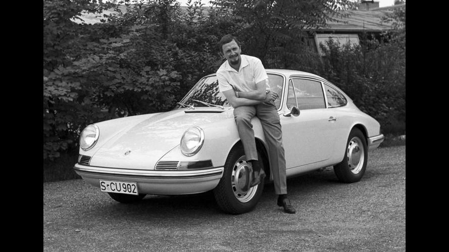 Auguri a Ferdinand Alexander Porsche