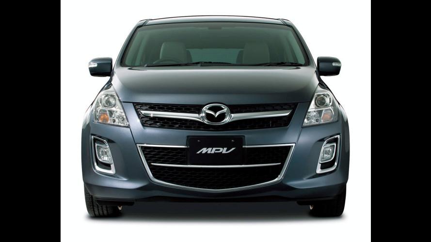 La nuova Mazda MPV