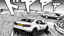 Toyota GT86 Initial D