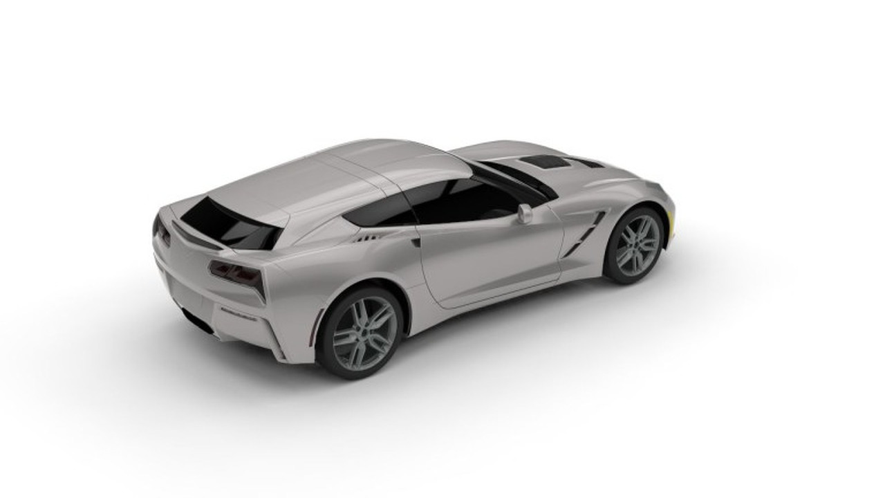 Callaway Corvette AeroWagen
