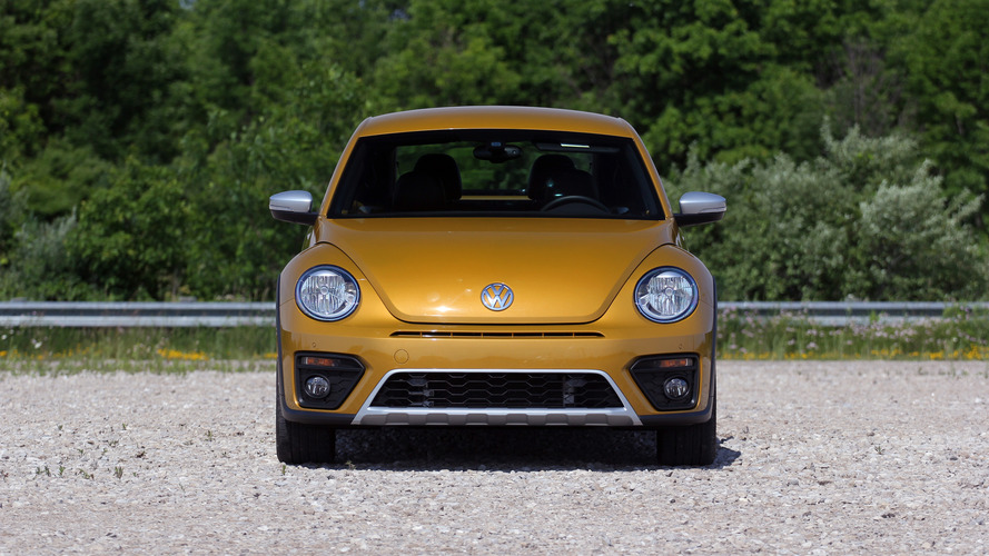 VW Says The Beetle Will Stick Around For A While