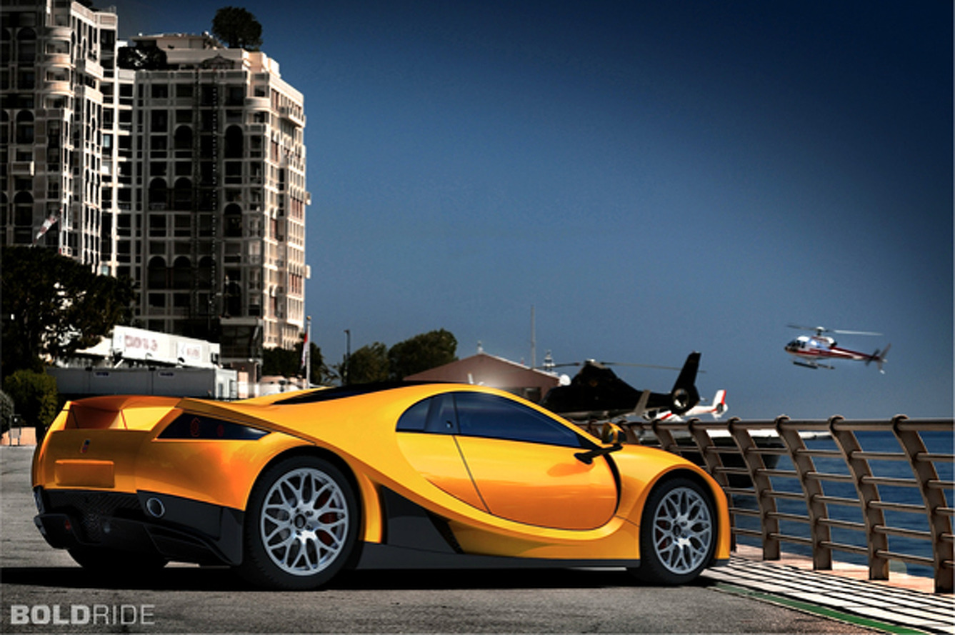 Wheels Wallpaper: GTA Spano