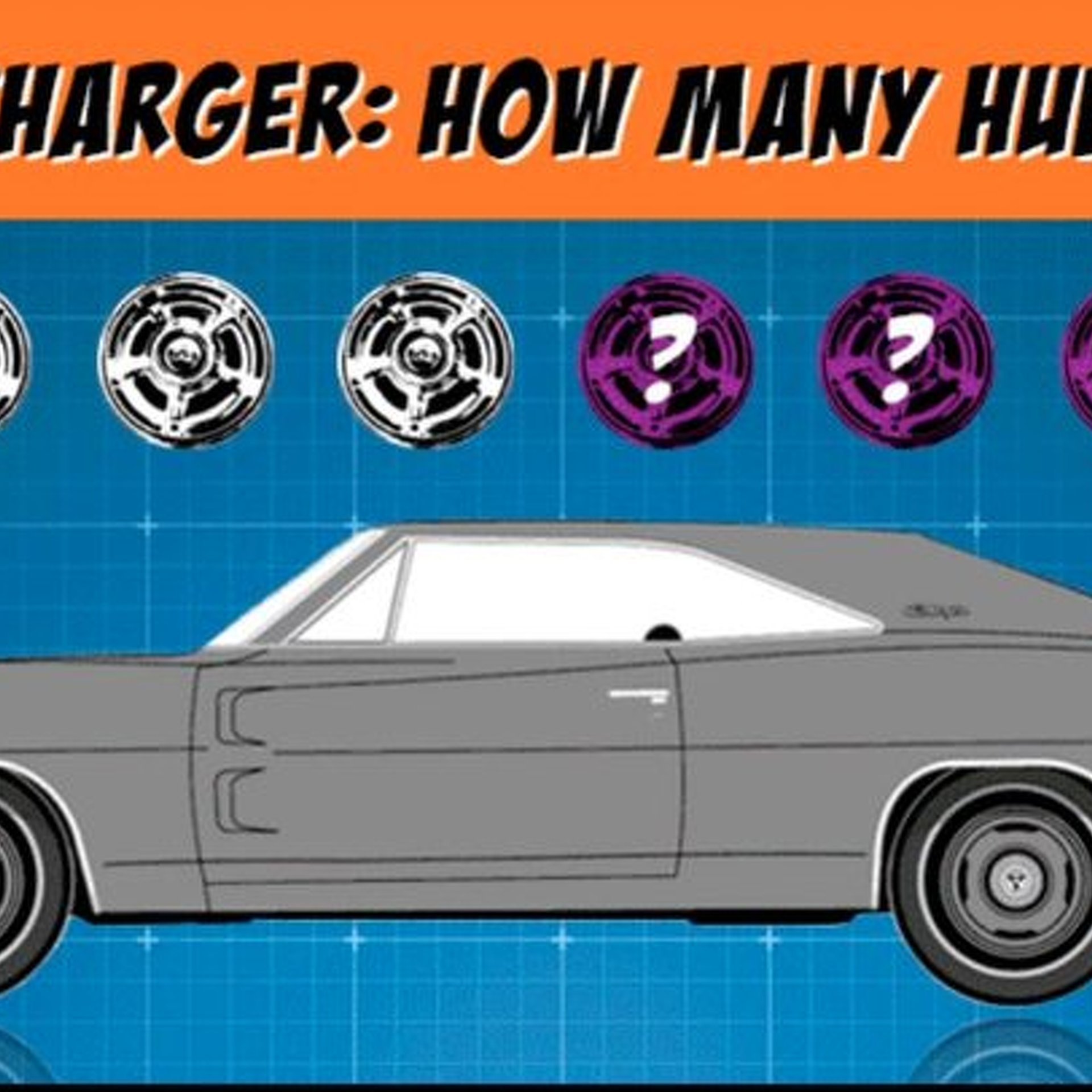 Just How Many Hubcaps Were Lost in the Chase Scene from \
