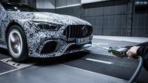 2019 Mercedes-AMG GT Coupe teaser