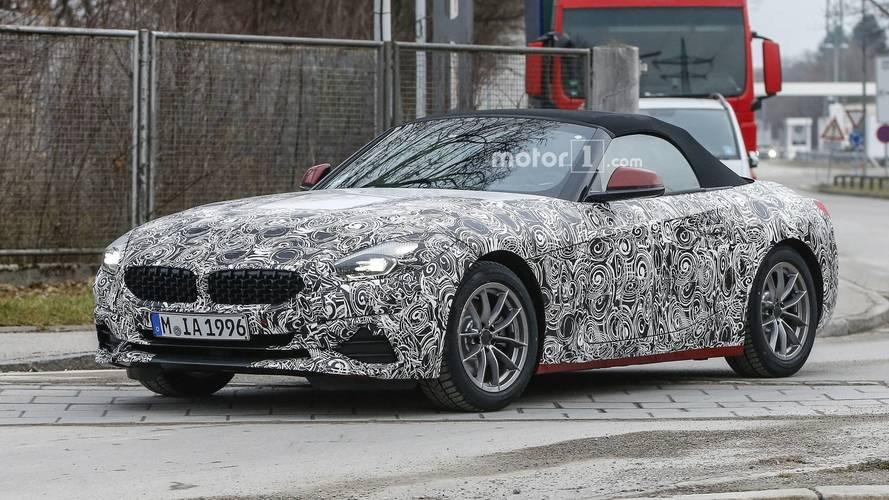 BMW Z4 farklı detaylarla casus fotoğrafçılarımıza yakalandı