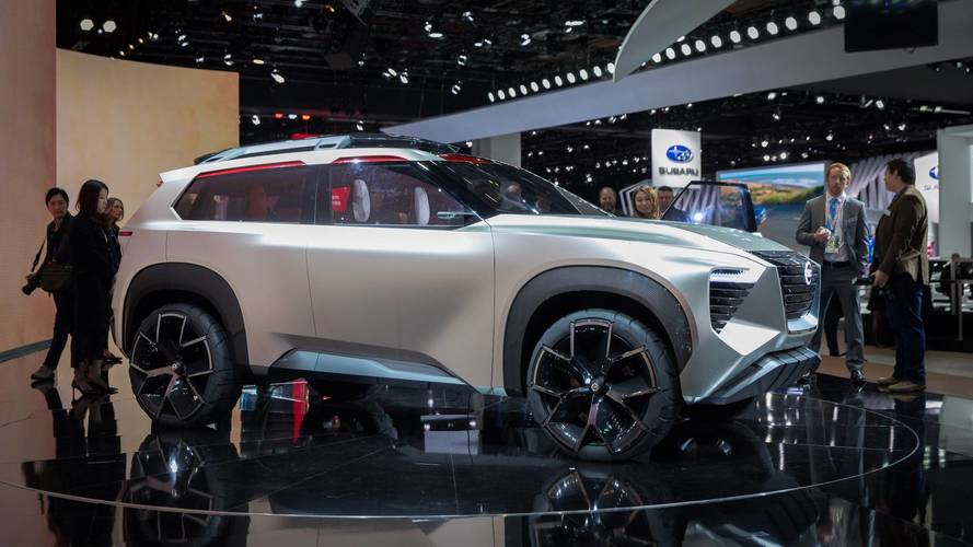 Nissan Xmotion Concept Smoothly Blends Sleek Lines, Rugged Ability