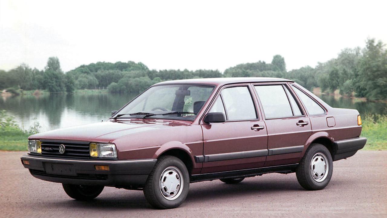 1985: Start von VW in China mit dem Santana