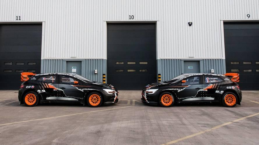 Prodrive's latest creation is a rallycross masterpiece