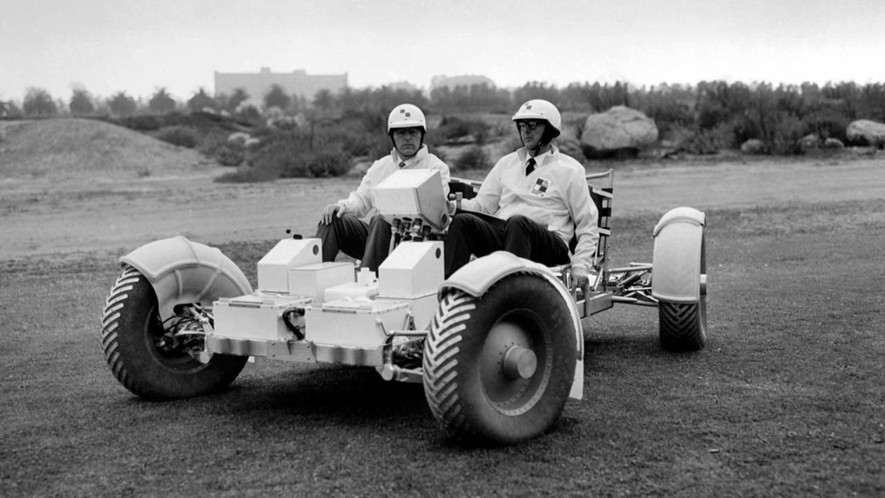 GM/Apollo Lunar Rover