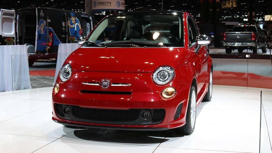 Fiat 500, Amerika'da 2018 için yenilendi