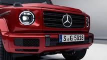2019 Mercedes-Benz G-Class Night Package