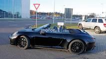 Next-Gen Porsche 911 Cabriolet Spy Shots