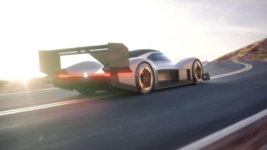 Újabb fotókon a Volkswagen Pikes Peak-i elektromos sportautója
