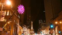 Lexus Sets Chicago in Bloom