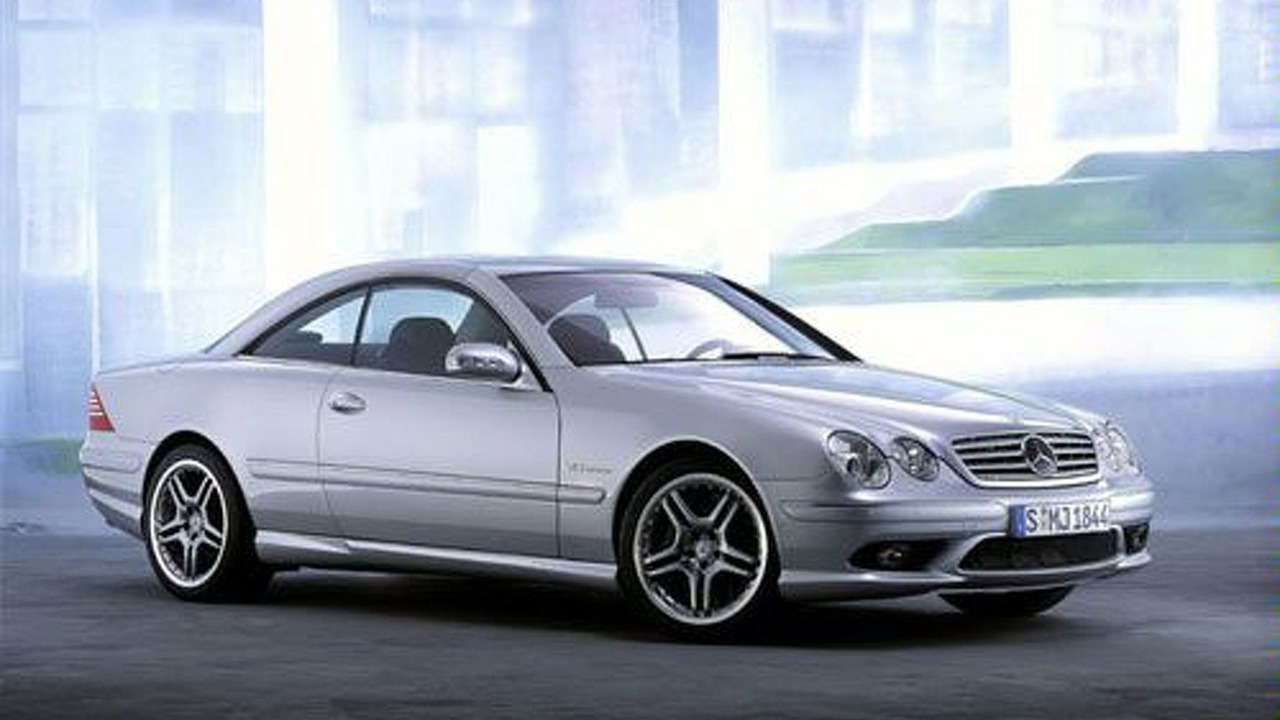 MB CL65 AMG