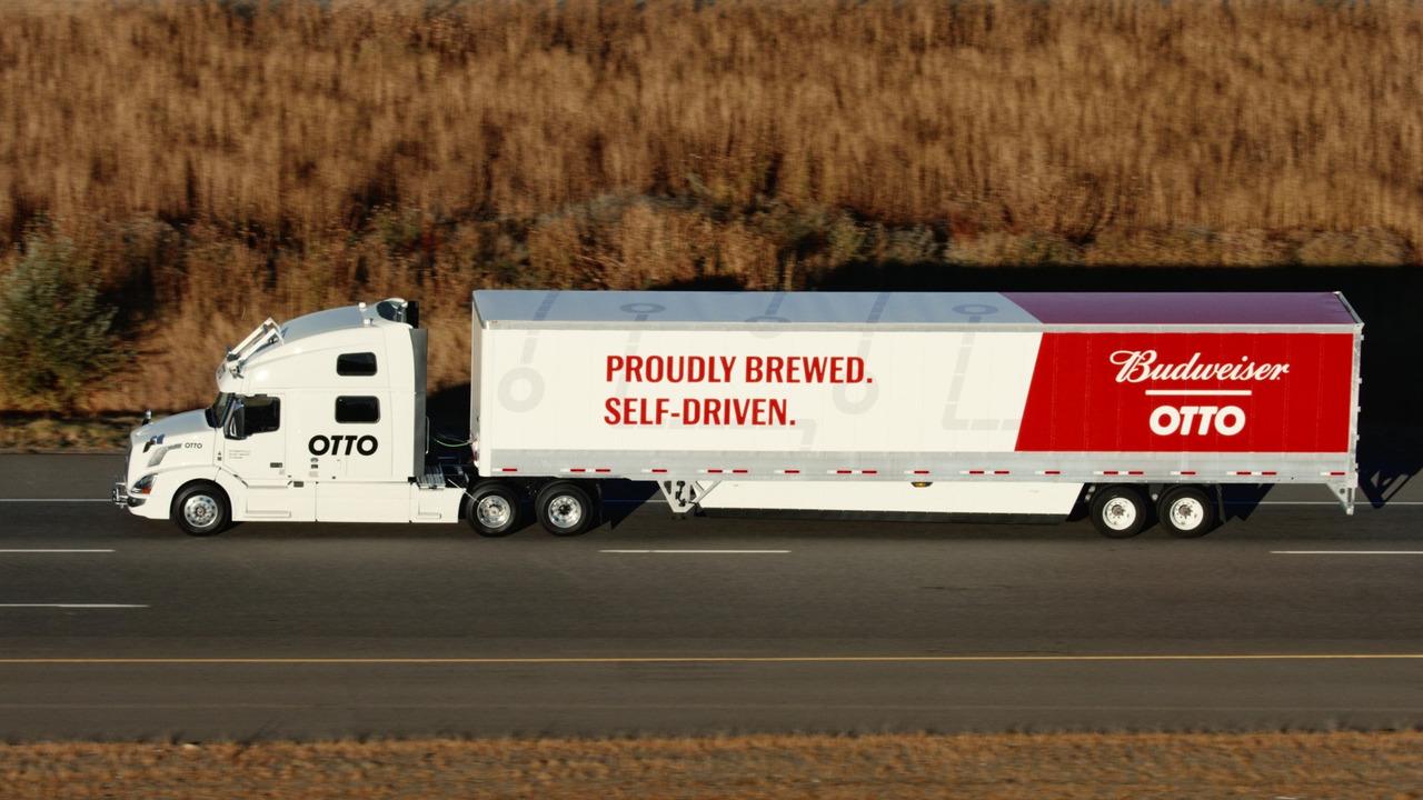 Uber otonom bira teslimatı